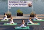 Međunarodni festival joga - Srbija 2014